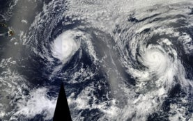 Hurricanes in Hawaii
