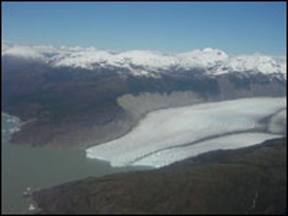 South America's Glaciers Thinning Quickly