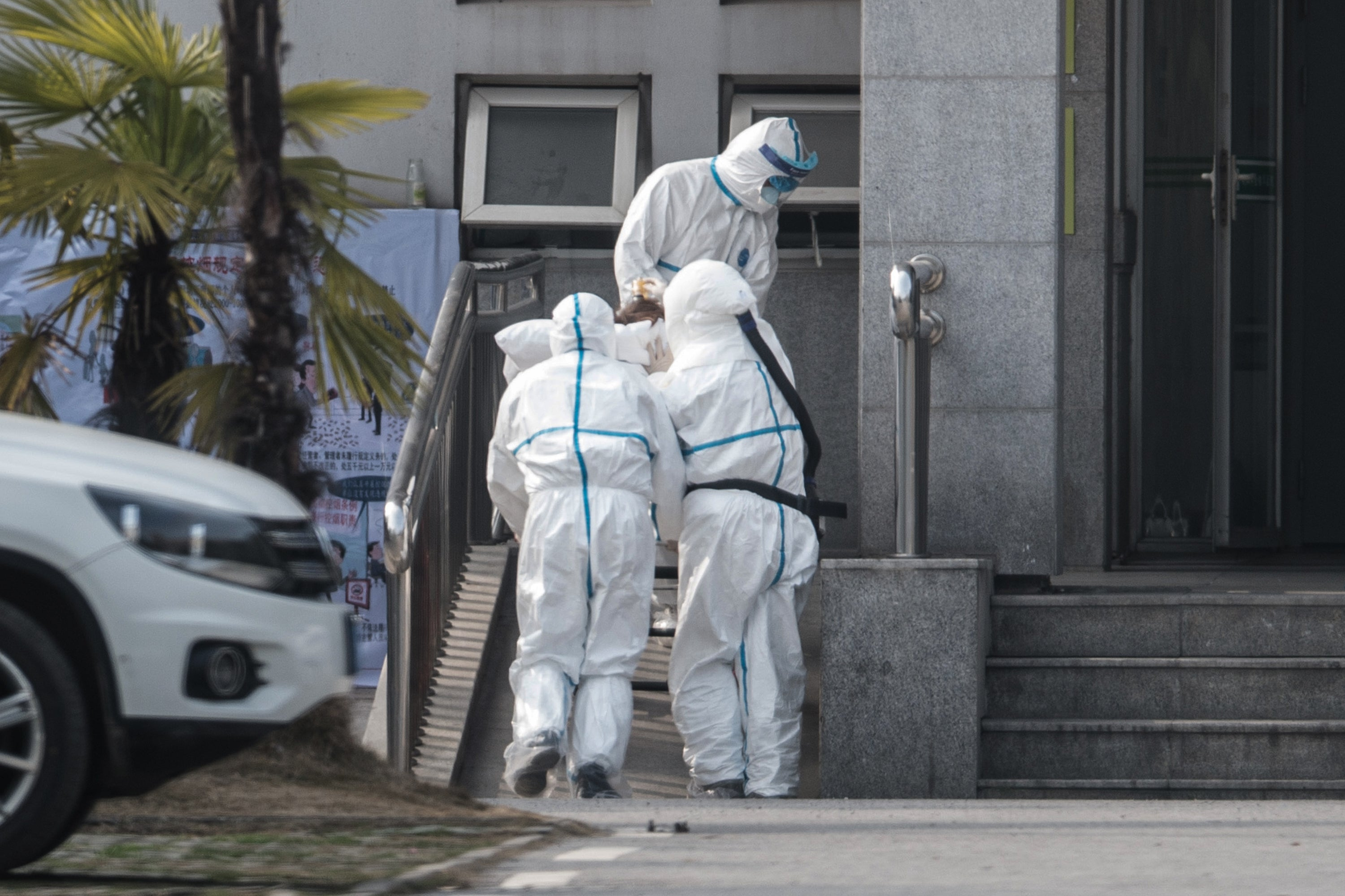 WHO Calls for Emergency Meeting as Chinese Virus Spreads to Health Care Wor...