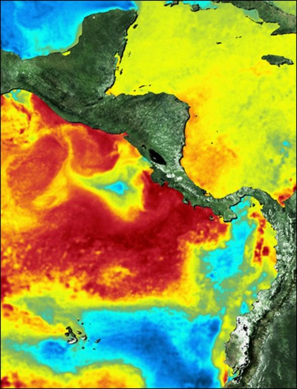 Galapagos Heat Map