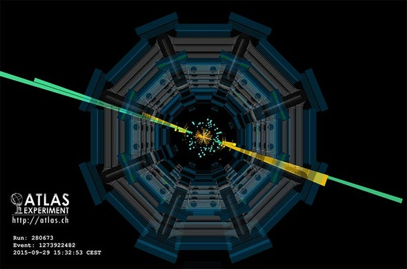 Potential New Particle Sparks Flood of Theories