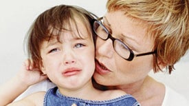 Tempering Toddler Tantrums Now May Prevent Aggression Later