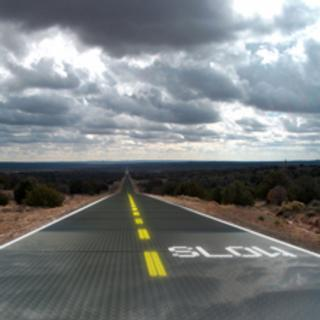 Driving on Glass? Inventor Hopes to Lay Down Solar Roads