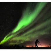 Science in Action: Photographer captures the aurora