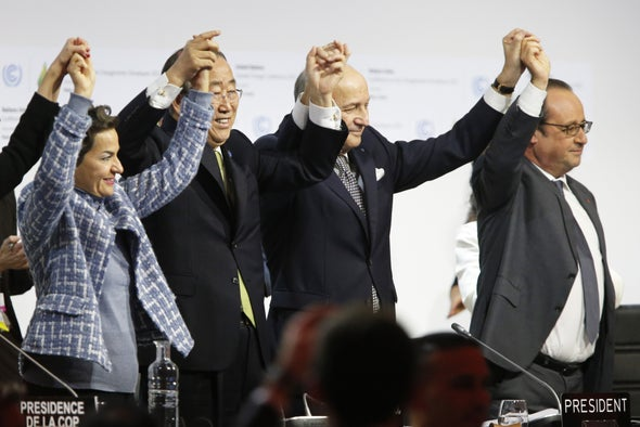 Global Climate Meeting Will Forge Ahead, Despite Trump's Contempt