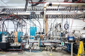 The Experiment That Will Probe the Deepest Recesses of the Atom