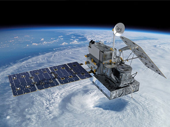 New NASA Satellite Would Observe Global Rainfall