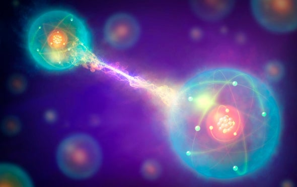 Chinese Researchers Achieve Stunning Quantum-Entanglement Record