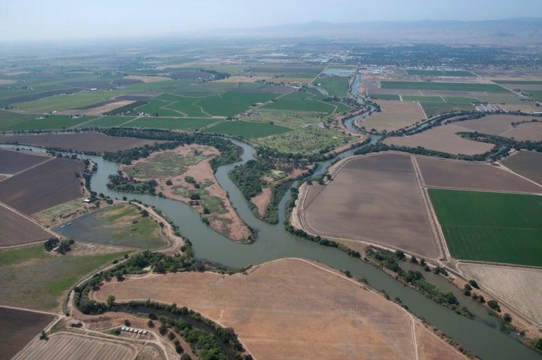 America's Most Endangered River: San Joaquin in California