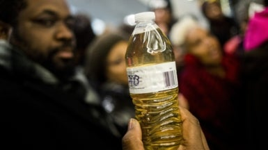 Flint's Lead-Tainted Water May Not Cause Permanent Brain Damage
