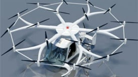 """Blade Runner: 18-Rotor """"Volocopter"""" Moving from Concept to Prototype"""