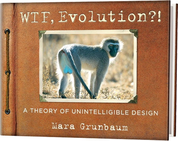 Book Review: WTF, Evolution?!