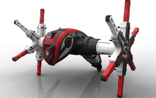 Advanced Robotics on a Dime