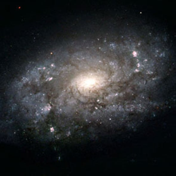 Galaxy Grande: Milky Way May Be More Massive Than Thought