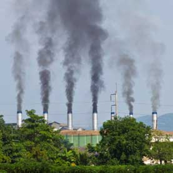 Corporate Climate Pollution Grows