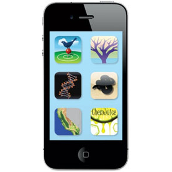 From iPhones to SciPhones