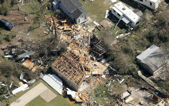 Hurricanes Threaten 32 Million U.S. Homes
