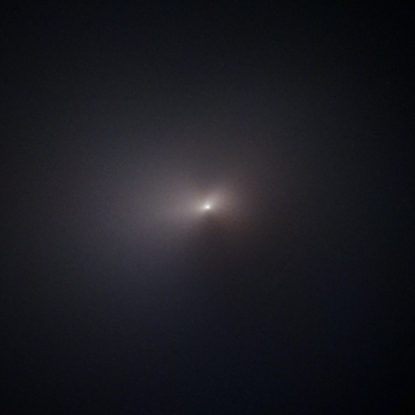 Hubble Captures Close-Up of Comet NEOWISE