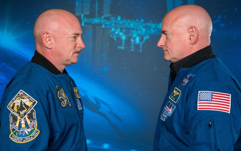 Space travel may cause genetic changes
