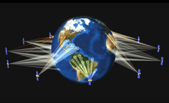Google Invests Billions on Satellites to Expand Internet Access
