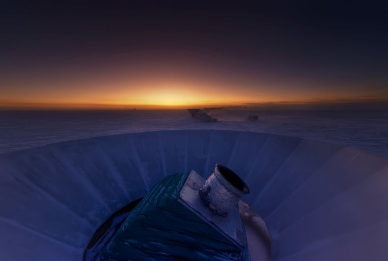 Gravitational Wave Discovery Looks Doubtful in New Analysis