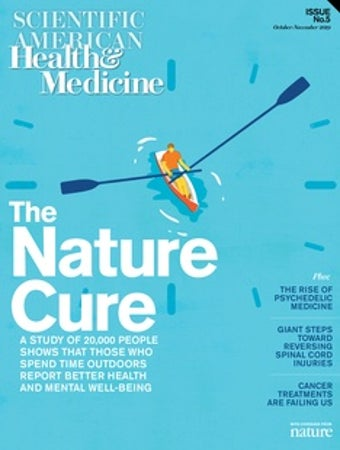 Scientific American Health & Medicine, Volume 1, Issue 5