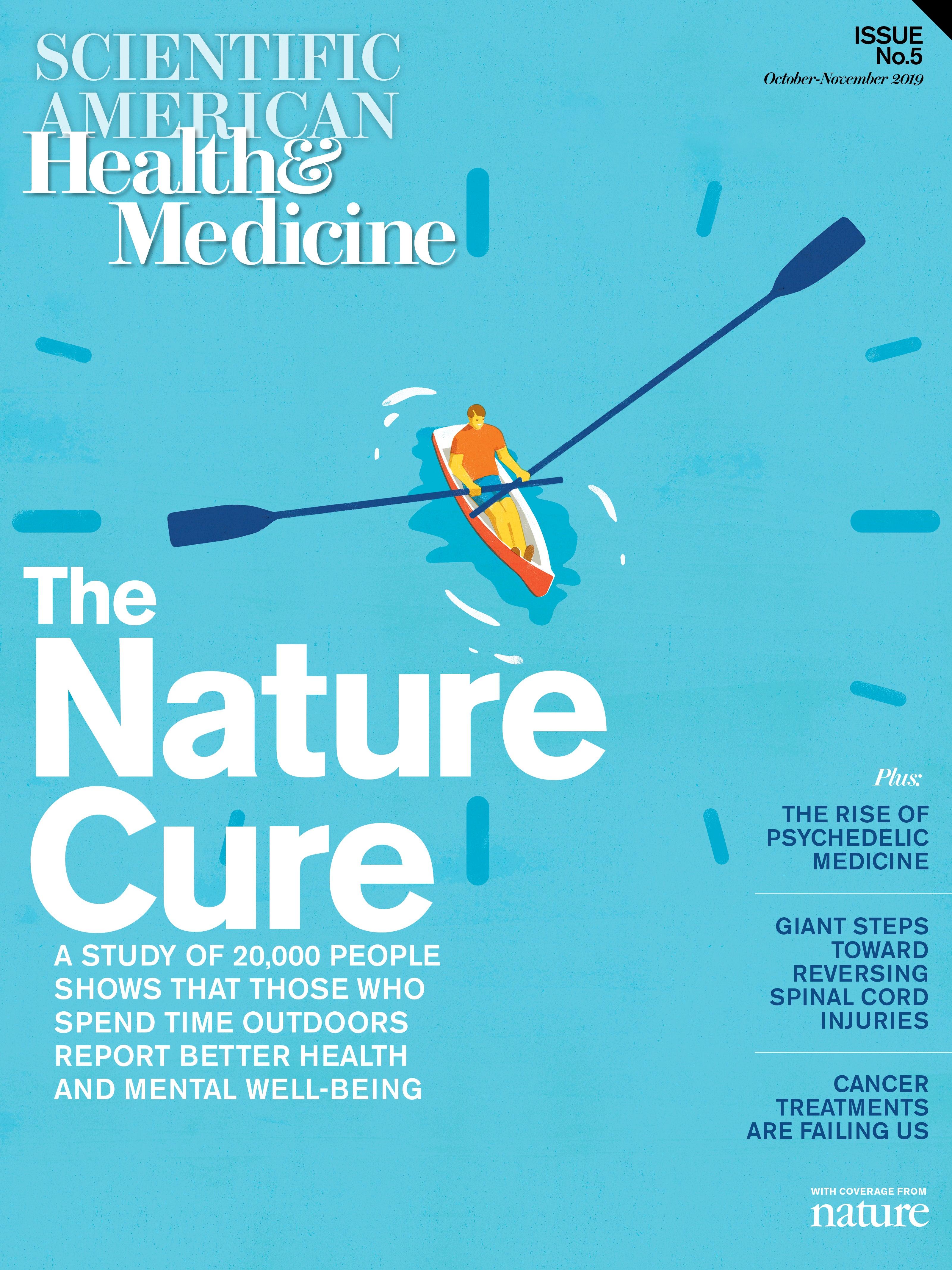 Scientific American Health & Medicine, Volume 1, Issue 5
