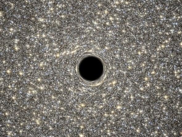 Hawking's Latest Black Hole Paper Splits Physicists