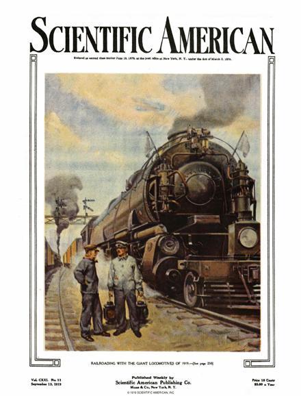 September 13, 1919