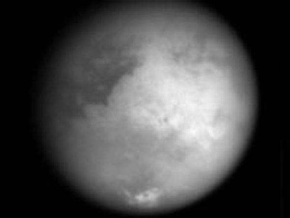Cassini Closes In on Titan