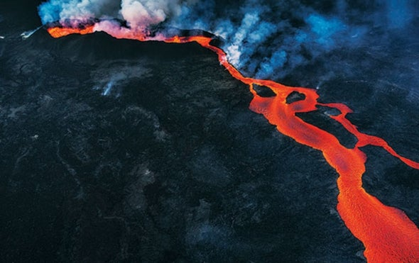 Geologists Confirm Mantle Plumes Generate Volcanic Hotspots