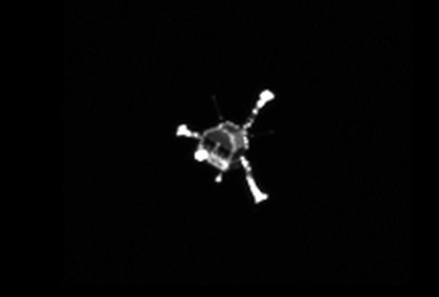 Hunt for Philae Hangs in the Balance