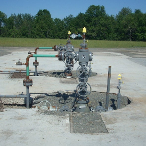 Methane in Pennsylvania Groundwater May Originate in Fracked Gas Wells