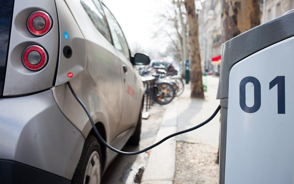 California Utility Wants to Install Huge Number of Electric Car Chargers