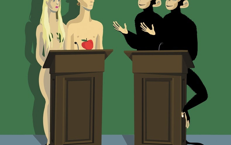 15 Answers To Creationist Nonsense Scientific American