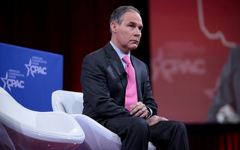 EPA Is Pounded in Many Ways