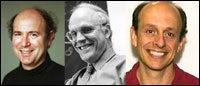 Nobel in Physics Recognizes Quark Work