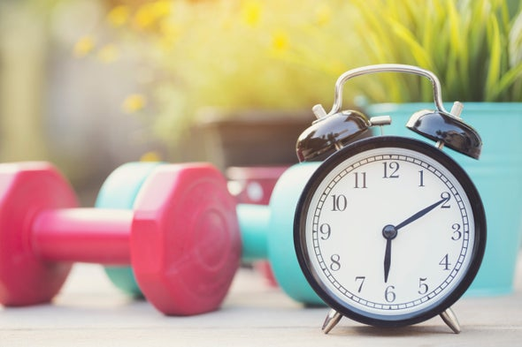 Should You Exercise in the Morning, Afternoon or Evening?