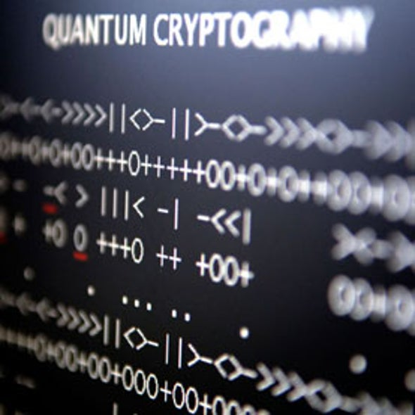 Quantum Cryptography Conquers Noise Problem