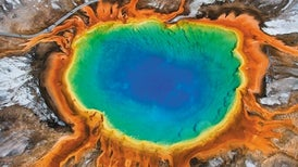 Life on Earth Came from a Hot Volcanic Pool, Not the Sea, New Evidence Suggests