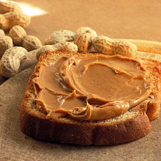 How does salmonella get into peanut butter? And can you kill it once it's there?