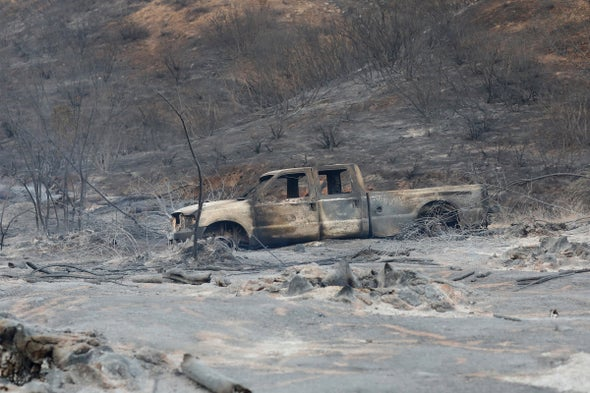 Why Winter Wildfires May Get Worse