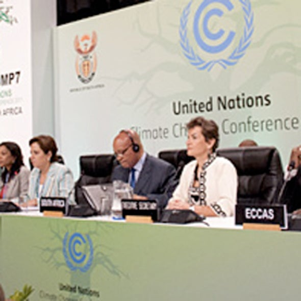 African Leaders Call Greenhouse Gas Emission Cuts a 'Life or Death' Issue