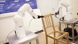 IKEA-Building Robot Conquers Touchy-Feely Challenge
