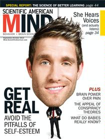 Scientific American Mind Volume 24, Issue 4