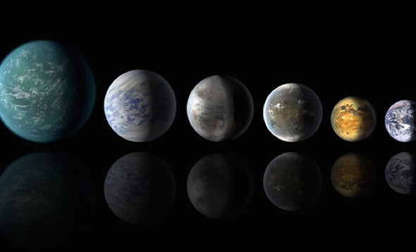 The 6 Most Earth-Like Alien Planets