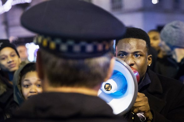 White Chicago Cops Use Force More Often Than Black Officers