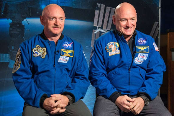 Tests on Astronaut and Twin Brother Highlight Spaceflight's Human Impact