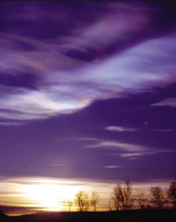 Satellites Show CFC Ban Slowed Ozone Destruction
