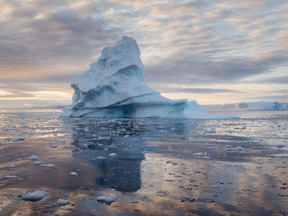 The Arctic Ocean Is Becoming More Like the Atlantic Ocean